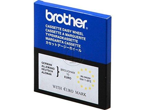 Brother M41108FE Brougham 10, Daisy Wheel