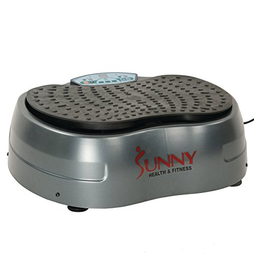 Sunny Health & Fitness Mini Crazy Fit Bio Shaker Step Machine