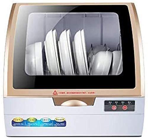 Lavavajillas FulAutoAtic Aves TiAnd Ater con sistema de refrigeración inferior Deskto 75 grados C HAAt desinfección SpAMulti Función DishAsheDos Modashing Modos