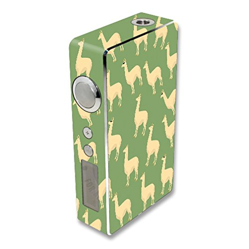 MightySkins Skin Compatible with Sigelei 100W Plus / 150W – Llama | Protective, Durable, and Unique Vinyl Decal wrap Cover | Easy to Apply, Remove, and Change Styles | Made in The USA