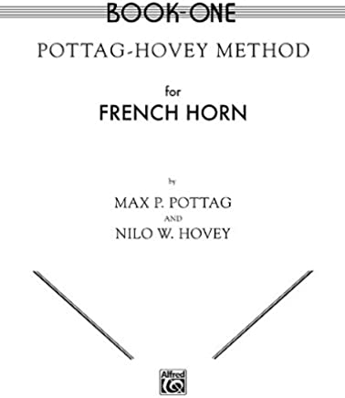 Alfred 00-el00073pottag-hovey metodo per french horn- Book i–Music Book