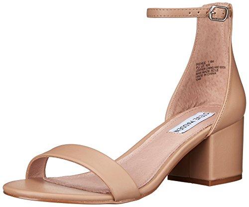Steve Madden Women's Irenee Dress Sandal, Blush, 8.5 M US