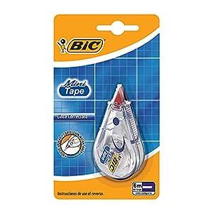 Tipp-Ex Mini Pocket Mouse Cinta Correctora – 6 m x 5 mm, Blíster de 1 Unidad