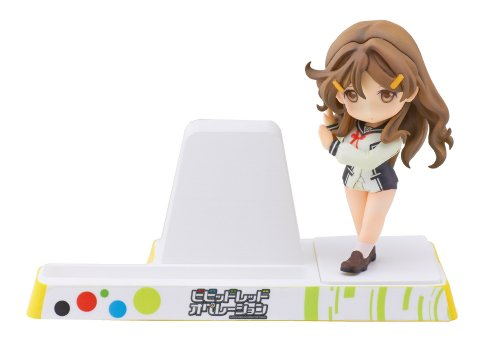 Smartphone stand Pretty Character Collection No.02 Vivid Red operations Shinomiya sunflower (PVC Painted) (japan import)