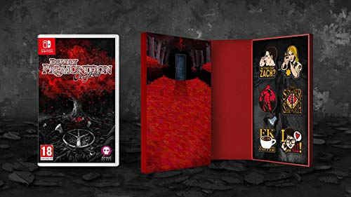 DEADLY PREMONITION ORIGINS: COLLECTOR EDITION