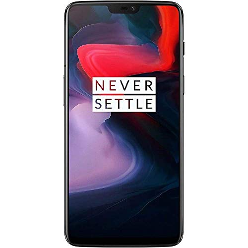 OnePlus 6 A6003 Dual-SIM Snapdragon 845 ROM Midnight Black (8GB RAM + 256GB Storage)
