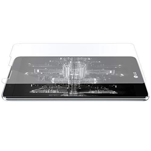 MYCASE 1x Bildschirmschutz Folie für LG Stylus 2 / LG G Stylo 2 | Echt Glas | 0,3 mm Dünn