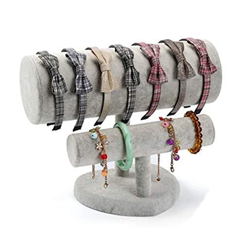 Joyería Estante,Vendaje Mesa Decoración,Joyería Almacenamiento Bandeja,Artesanía Decoración Sencillo Y Elegante / A1 / 31.5x20x23.5cm
