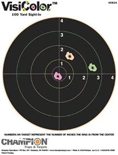 Champion Traps and Targets, VisiShot Targets, 8