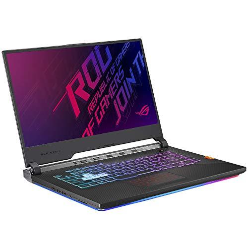 "Asus ROG SCAR3-G531GW-AZ062T PC Portable Gamer 15"" FHD Dalle 240Hz (Intel Core i7-9750H, RAM 16Go DDR4, HDD1 1TB54R SSH8G + 512Go PCIE, Nvidia® GeForce RTX™ 2070 8, Windows 10) Clavier AZERTY Français"
