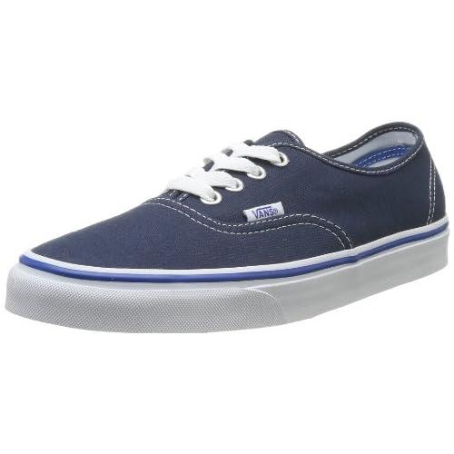 Vans Authentic, Sneaker Unisex – Adulto, Blu (Dress Blues/Nautical Blue), 35 EU