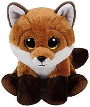 Ty Beanie Babies Fay - Brown Fox