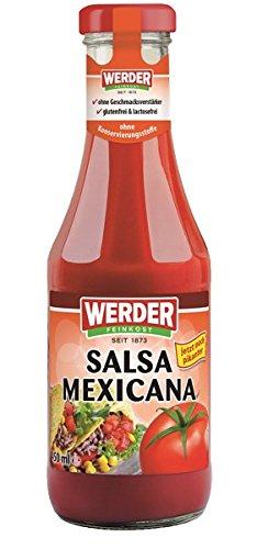 WERDER Salsa Mexicana 450 ml