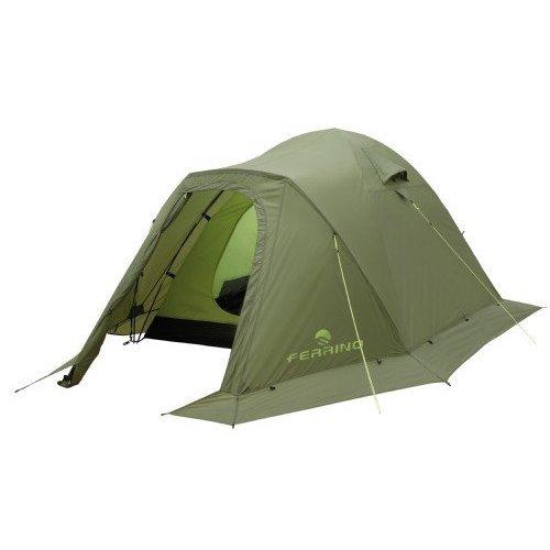 FERRINO Camping Set Tenda Tenere' 4 Materasso Matrimoniale ND