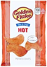 product image for Golden Flake Hot Potato Chip (4pack 1.75oz)