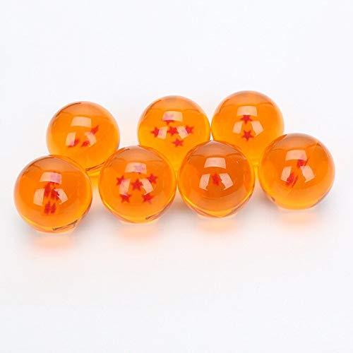 AKB Bolas Dragon Ball, Esferas Dragon , 7 Bolas Completo.: Amazon.es: Juguetes y juegos