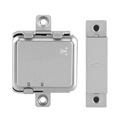 Mini tempo reale GSM intelligente senza fili di allarme di finestra di porta Localizzatore LBS magnetico domestica sistema di sicurezza