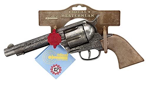 J. G. Schrödel 2078381 - Samuel Colt Antico 12-Shot a Tester di Pistola, 27 cm