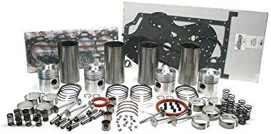 WHD Massey Ferguson Outlet Indefinitely ☆ Free Shipping Premium Engine Kit Model Overhaul Fits 1085