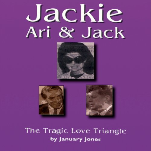 Jackie Ari & Jack audiobook cover art