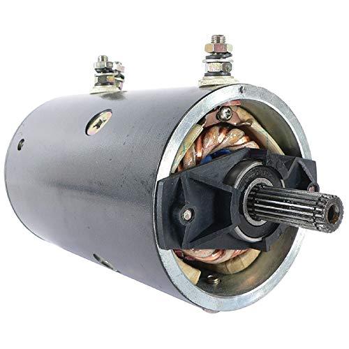 DB Electrical LRW0016 New Winch Motor for 12 Volt Warn Double Ball Bearing 6Hp, 20 Spline Mrvb4, Mrvb5, Mrvb7 11212449 15747 15877 17102 18184 226626 26629 458058 7536 7682 AMJ4635 D-2000 9130450047