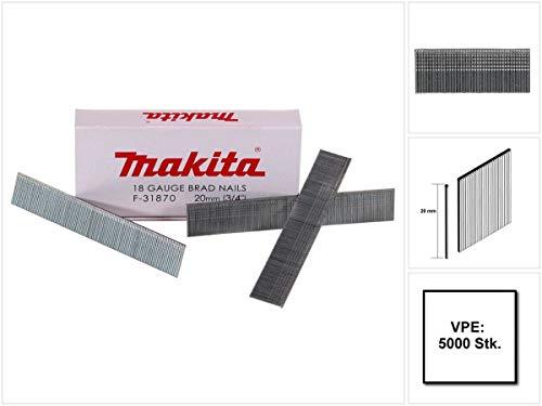 Makita F-31870 Stauchkopfnagel 20mm für Akku-Nagler DBN500