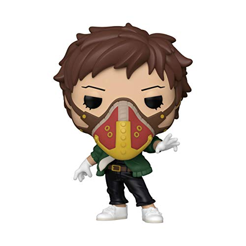 Funko- Pop Animation: My Hero Academia-Kai Chisaki (Overhaul) Figura Coleccionable, Multicolor (48473)