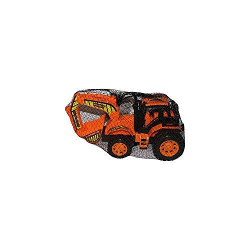 tracteur pelleteuse articlulé 20cm jouet