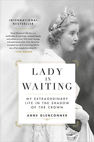 Page de couverture de Lady in Waiting