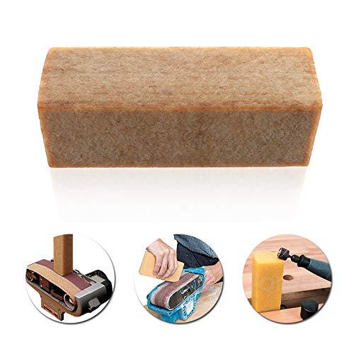 Limpiador de banda de lijado 150 * 50 * 50 mm Barra de