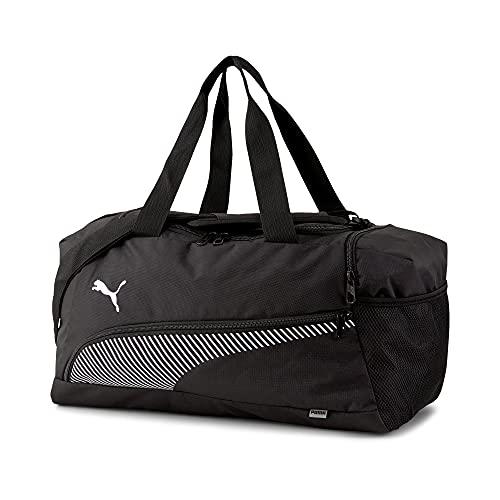 PUMA Fundamentals Sports Bag S Bolsa Deporte, Unisex Adulto, Black, OSFA