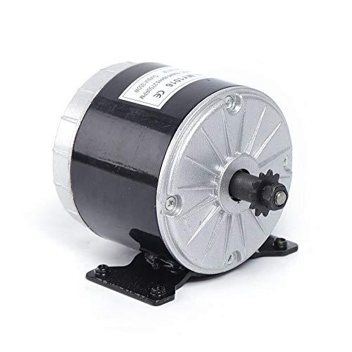 Generador de motor magnético permanente CC 24/36 V, 350 W, para instalaciones eólicas y bicicletas eléctricas, 11 velocidades (SELECT: 36 V)