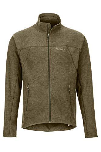 Marmot Herren Fleecejacke, Outdoorjacke, Atmungsaktiv Pisgah Fleece Jacket, Nori, S, 81810