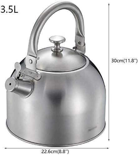 Tetera Inicio Gas Whistling Kettle Fogón de Gas Cocina de ...