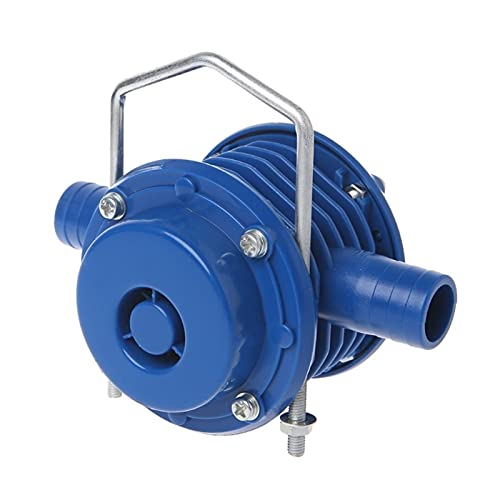 KJBGS Pump Self-Priming Hand Electric Drill Water Pump Home Garden Centrifugal Convenient and Durable