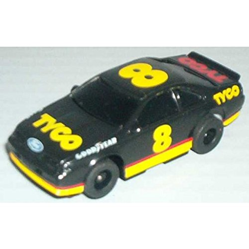 TYCO HO Scale 440x2 Ford Stock Car Number 8 Slot Car (15005B)