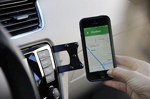 EasyMount Classic Universal Handyhalterung - KFZ Auto Magnet Handyhalterung