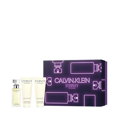 Calvin Klein Eternity for Women Eau de Parfum Gift Set, 50 ml