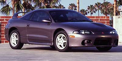 1997 Mitsubishi Eclipse Base, 3-Door Coupe Automatic Transmission ...