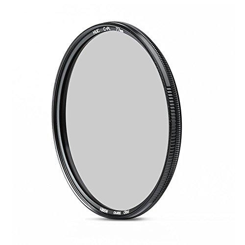 NiSi Polarizzatore Circolare Multi Coated HUC CPL PRO Slim Nano Coating (77mm)