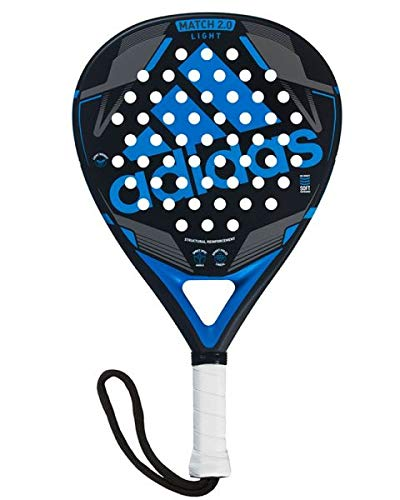 All for Padel Match Light 2.0 Pala de pádel, Adultos Unisex