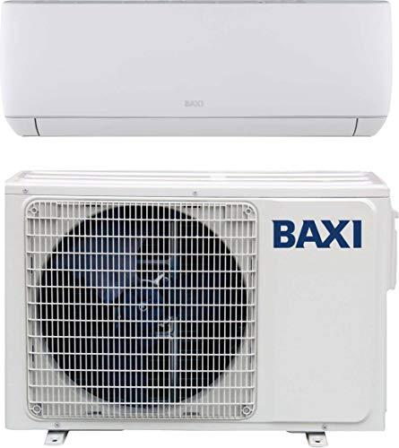 Climatizzatore 12000 Btu, Inverter, Pompa di Calore, Gas R32, Unità Interna + Unità Esterna, Baxi Astra