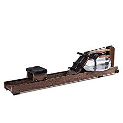 E-Riding Wood Rowing Machine