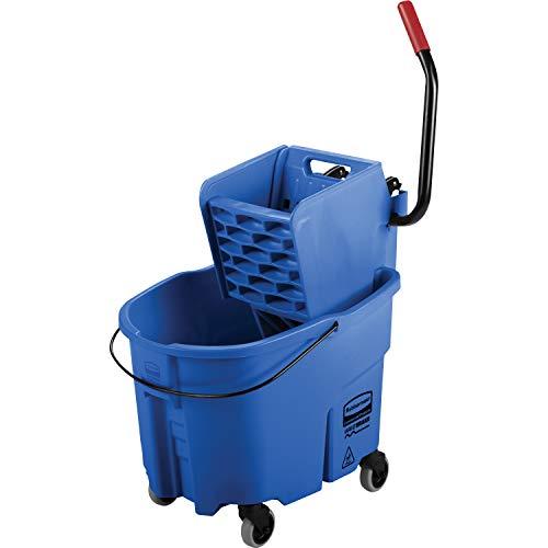 trapeador azul fabricante Rubbermaid