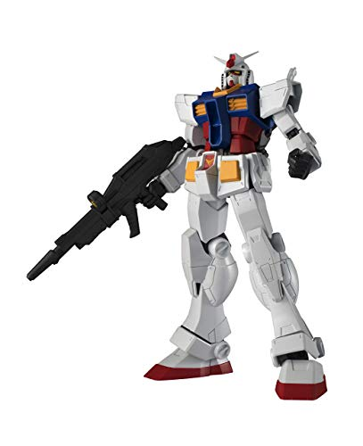 Tamashii Nations-Rx78-2 40th Anniversary Figura 15 cm Mobile Suit Gundam Universe, Color (BDIGU554901)
