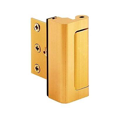 Foto di Serratura per porta in ottone Viper – 12 volte più forte di un normale chiavistello