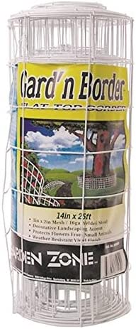 Jackson Wire Tampa Mall 14X25 quality assurance White Fence 13015331 Flower