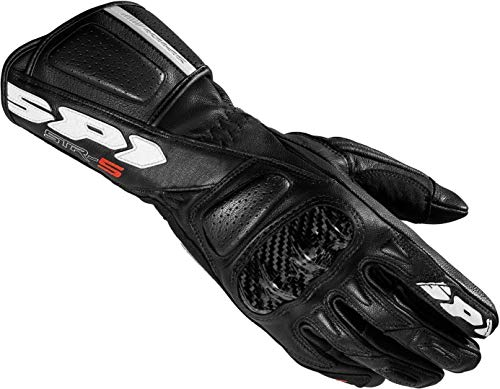 Spidi STR-5 Damen Motorrad Handschuhe Schwarz M