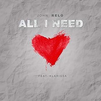 All I Need (feat. Klarissa)