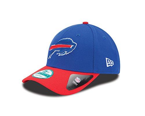 New Era Herren Herren Kappe 9Forty Buffalo Bills Kappe, Blau, OSFA, 10517892